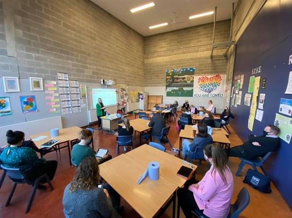 CCA Teaching & Learning Club 2020: Session One