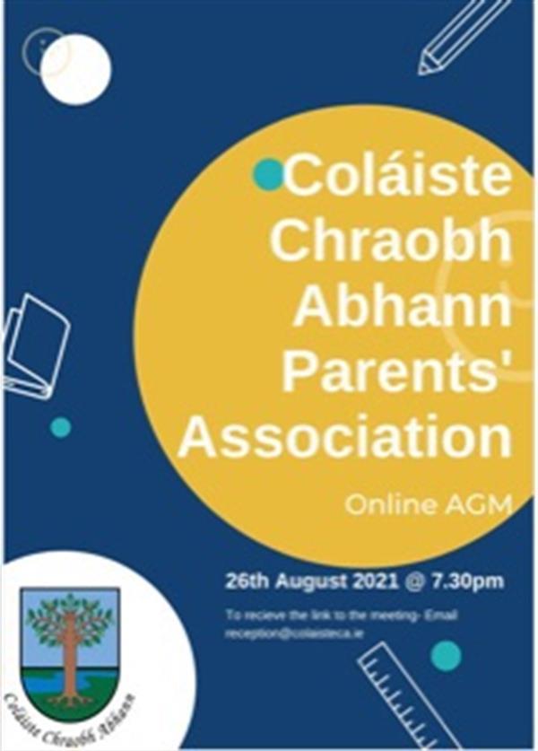 Parents' Association AGM